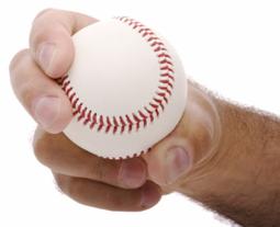 Baseball : Prise Curveball