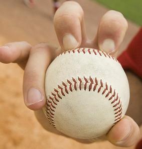 Baseball : Prise Knuckleball